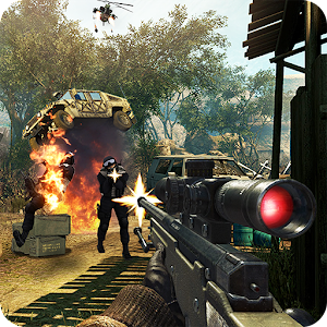 Modern sniper Elite Marine for PC and MAC