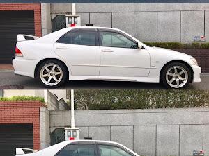 アルテッツァ SXE10 RS200 Zエディションのカスタム事例画像 コウスケ0221さんの2019年05月16日22:43の投稿