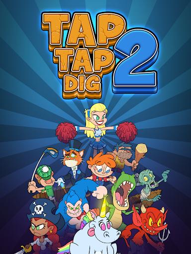 Tap Tap Dig 2: Idle Mine Sim screenshots 17