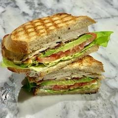 Oven Roasted Turkey Club