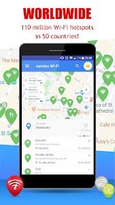Free WiFi: WiFi map, WiFi passwords, WiFi hotspots 6.21.02 (Unlocked)
