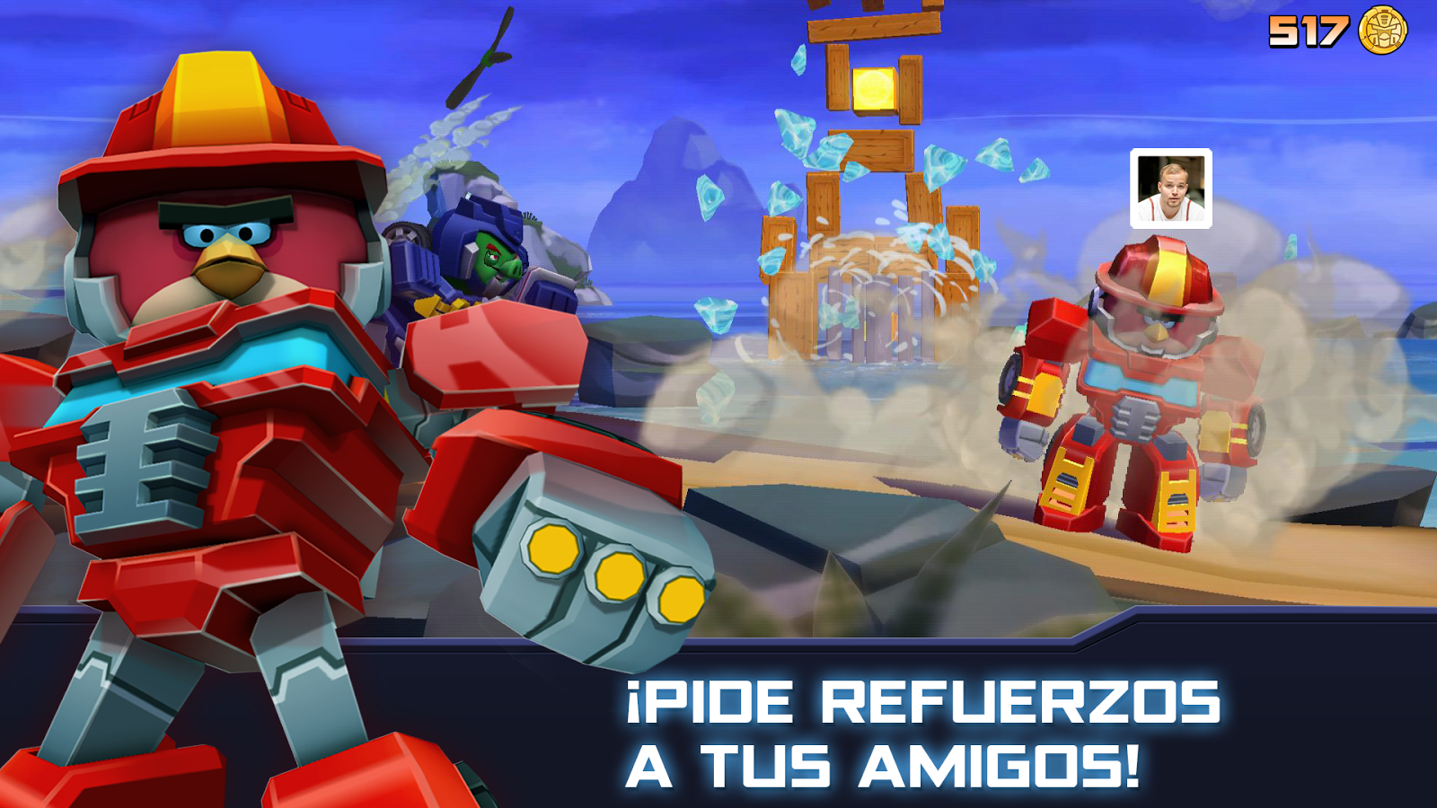 Angry Birds Transformers  Aplicaciones de Android en Google Play