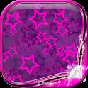 Shiny Stars Live Wallpaper icon