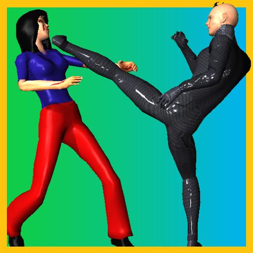 Mortal Action 3D