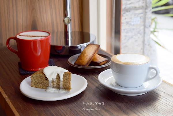 STONE espresso bar & coffee roaster 信義安和石頭咖啡吧、手做甜點