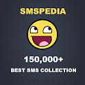 SMSPedia: Best SMS Collection icon
