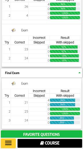 DMV Practice Test & eHandbook - 2017 3.03 screenshots 8