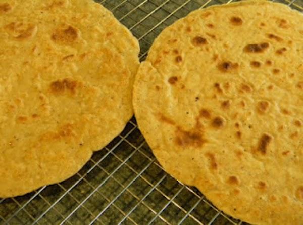 Tortillas ~ No Rolling Recipe