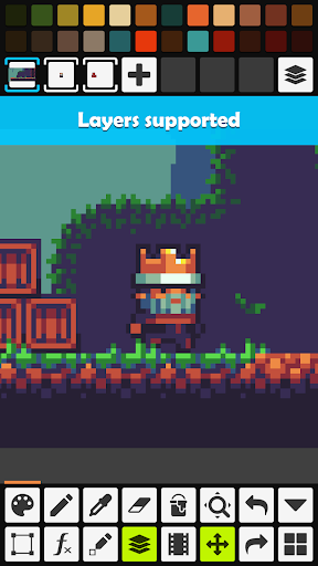 Pixel Studio - Pixel art editor, GIF animation 0.71 Screenshots 4