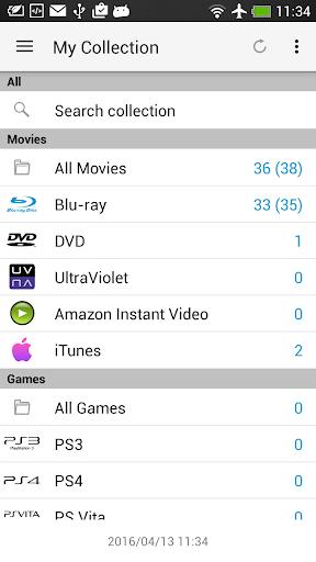 My Movies by Blu-ray.com 1.9.3 screenshots 6