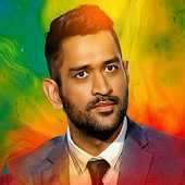 MS Dhoni-Captain Cool