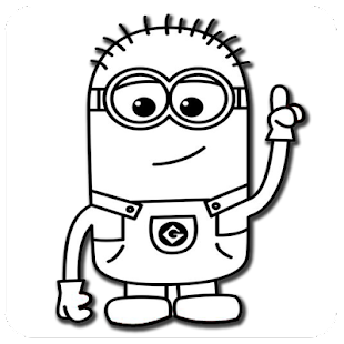 how to draw cartoon characters screenshot thumbnail - Cartoon Characters Pictures To Draw