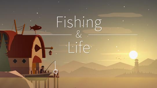 Fishing Life MOD (Unlimited Money) 1