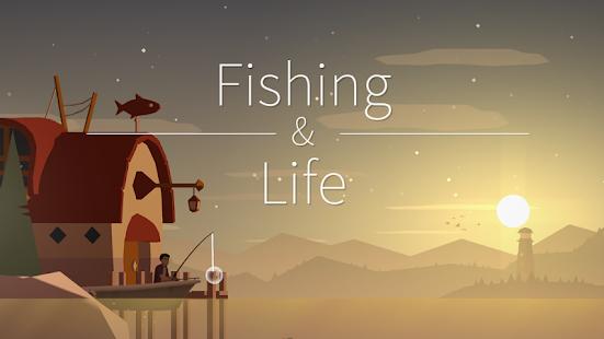 Fishing Life мод