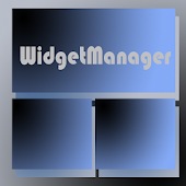 Widget Manager for Galaxy Edge and S8