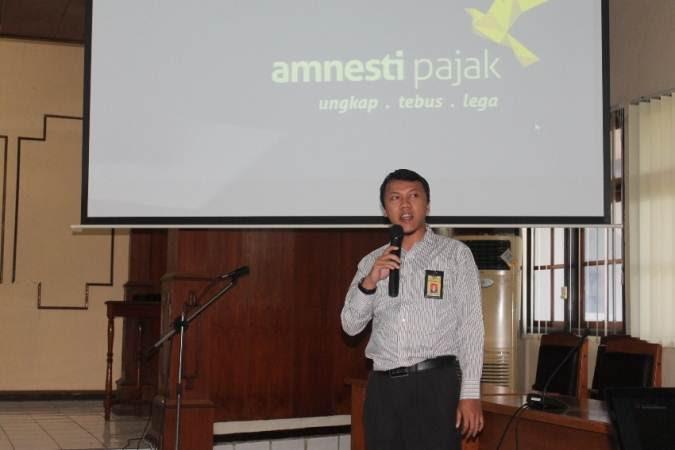 KPP Pratama Ngawi Gencar Sosialisasikan tax amnesty