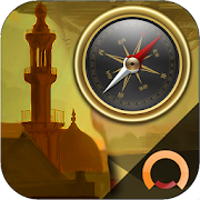 App Icon for Prayer Times & Qibla Free App in Czech Republic Google Play Store