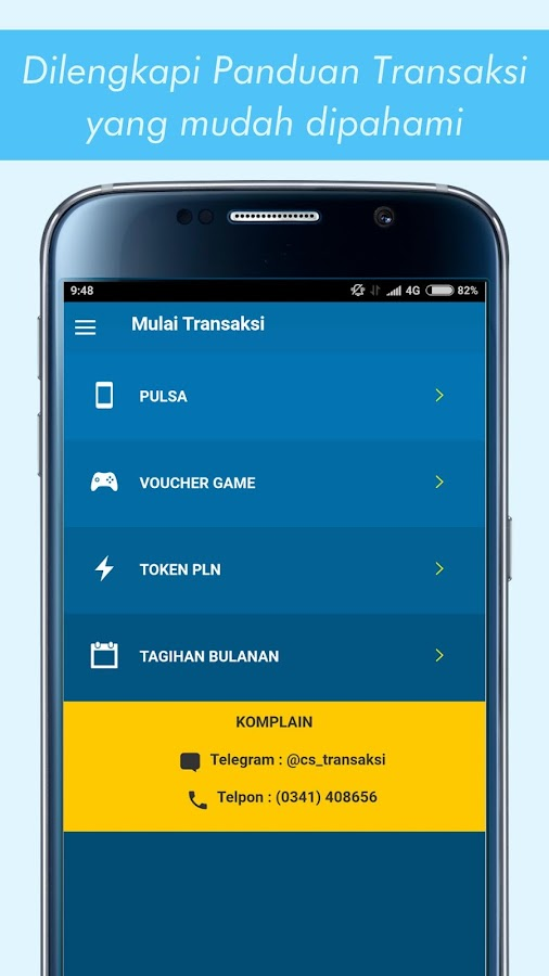 Serba Bayar Mobile- screenshot