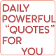 Powerful Quotes For You for PC-Windows 7,8,10 and Mac
