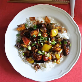 Sweet and Sour Crispy Tofu Recipe