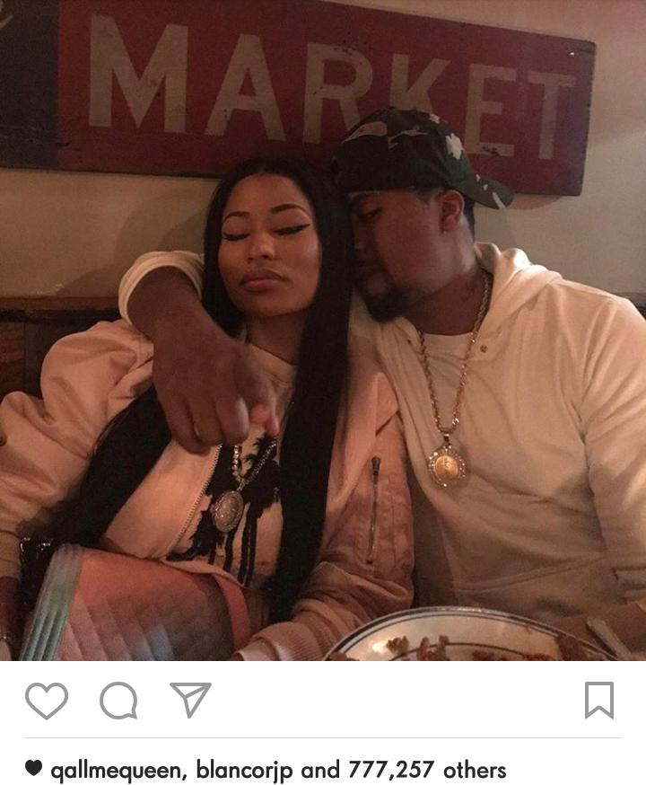 The Minaj-Jones Wedding??