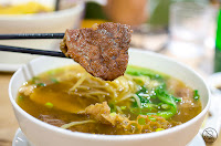 北芳園牛肉麵