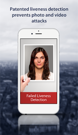 BioID Facial Recognition 2.2.1 Screenshots 2