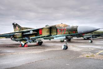 Photo: Samolot myśliwski MIG-23MF