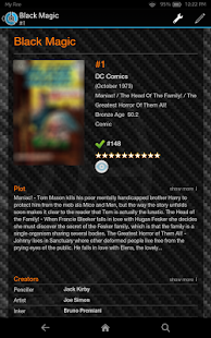 CLZ Comics - Comic Database - screenshot thumbnail