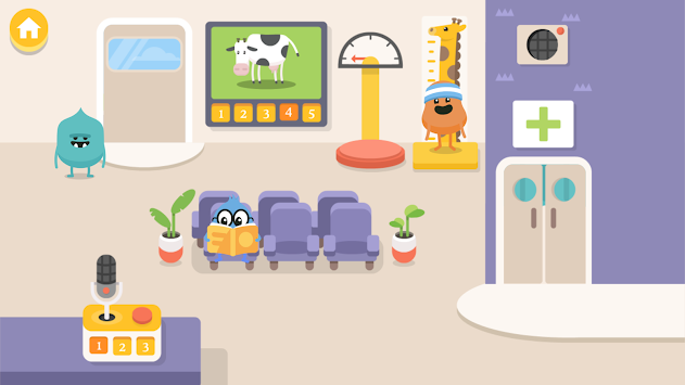Dumb Ways JR Zany's Hospital image