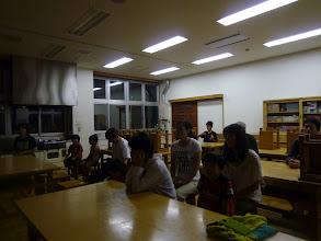 Photo: 3日目の夕方に☆観測をいれたのは拷問だったかも。すみません…。