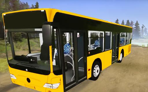 Bus Simulator Bus Coach Simulator Free 1.0.2 screenshots 4
