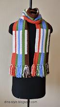 Photo: шарф сисадмина витая пара
