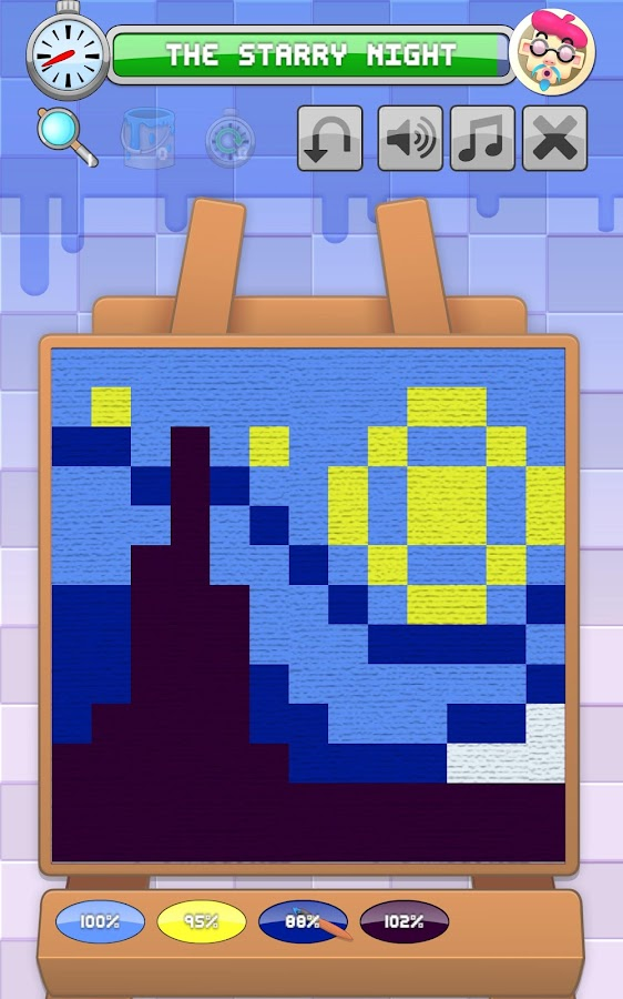 Pixel Perfect Painting- screenshot