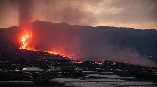 Un volcán en La Palma y otro en el congreso