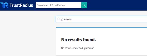 trust radius - software review website