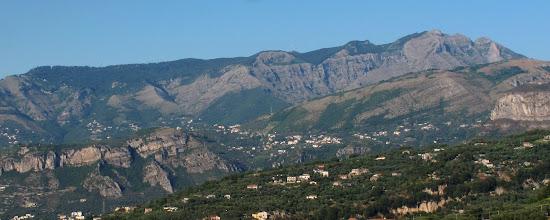 Photo: Monte Faito e Sant'Angelo a 3 Pizzi