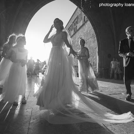 Wedding photographer Ioanna Chatzidiakou (IoannaChatzidia). Photo of 25.04.2016
