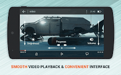 screenshot of Dolphin Video - Flash Player For Android