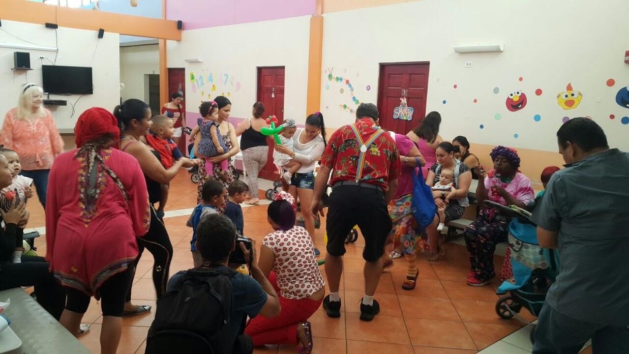 PRIVADAS DE LIBERTAD DEL CAI EL BUEN PASTOR TUVIERON UN DÍA LLENO DE RISAS Y ABRAZOS
