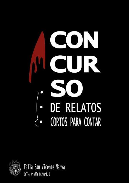 Iª edición del concurso de relatos cortos de San Vicente-Marvá