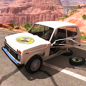 Car Crash Test NIVA icon