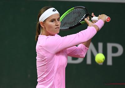 Greet Minnen wint ook derde wedstrijd en plaatst zich zo voor de hoofdtabel van de Australian Open