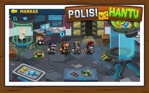 Polisi vs Hantu Pocong, Genderuwo, Tuyul – Defense 1.5 2