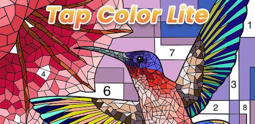 Tap Color Lite - Free Paint by Number for Adults - Apps on ...
