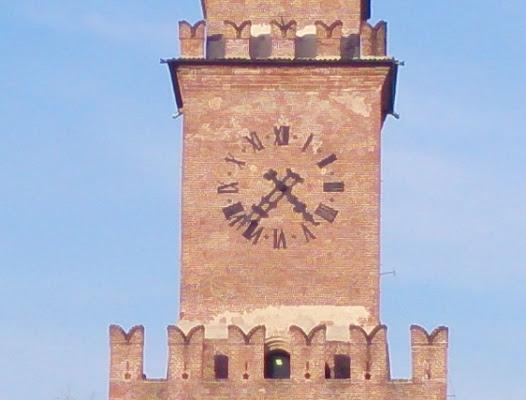 Torre con numeri Romani di Josef1988