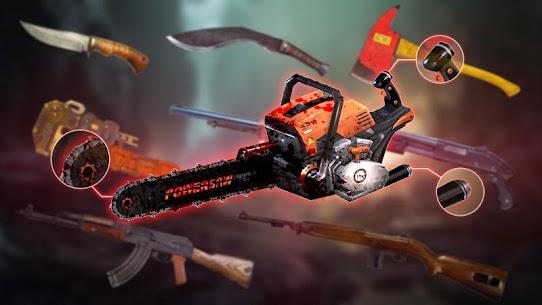 Zombie Sniper Evil Hunter MOD Unlimited Money | All Guns Unlocked 4