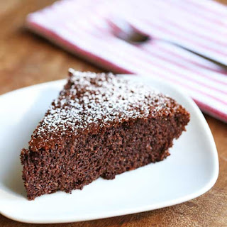 Almond Flour Chocolate Cake