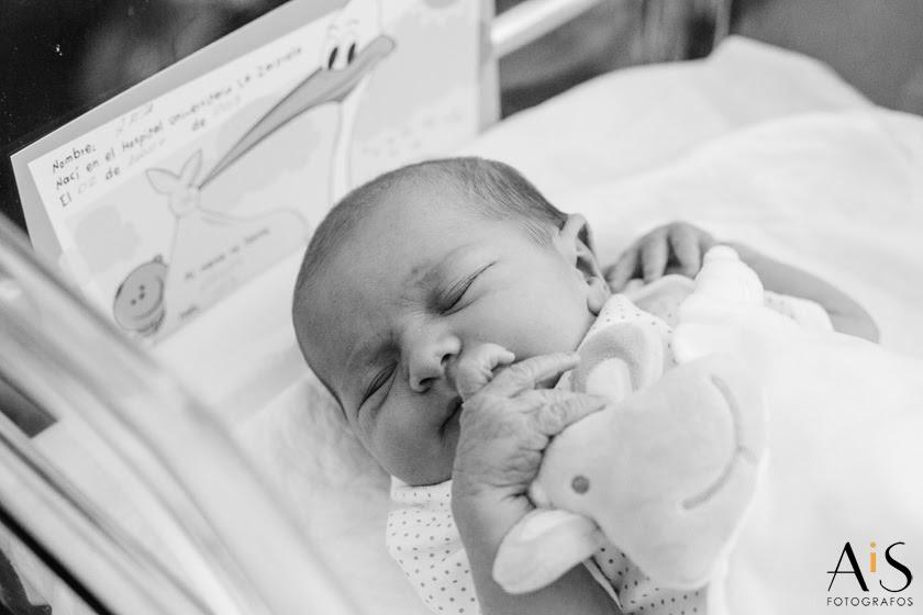 Primer día de vida - un regalo para siempre