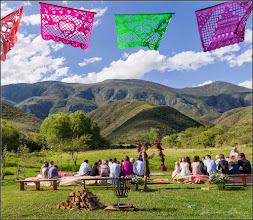 Photo: A Mexican themed wedding